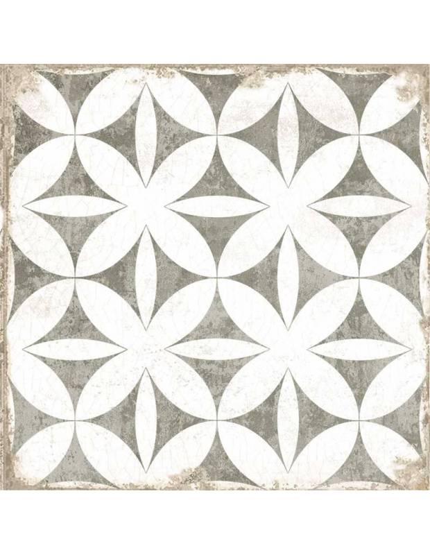 Carrelage sol à motifs mauresques - GR8504006