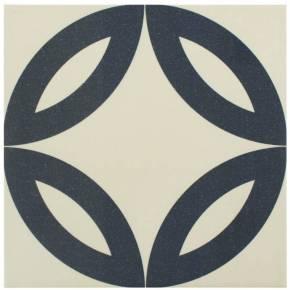Carrelage imitation carreau ciment sol et mur 20 x 20 cm - NE0108022