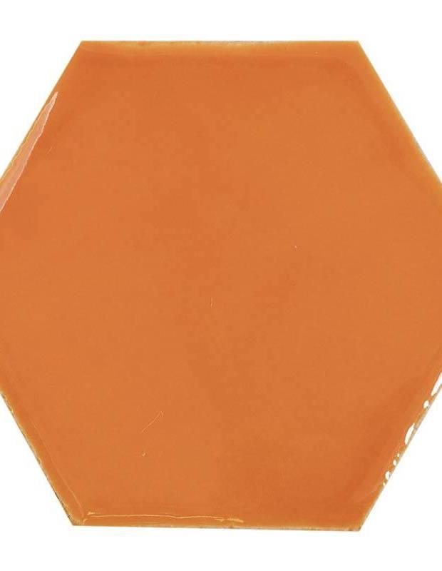 Carrelage hexagonal mural tomette artisanale - CE1406036