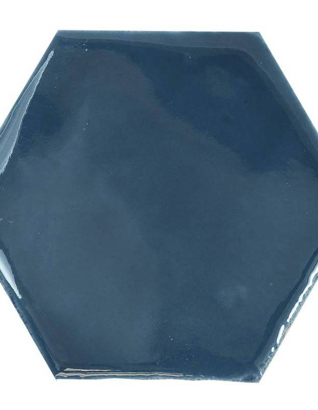Carrelage hexagonal mural tomette artisanale - CE1406026