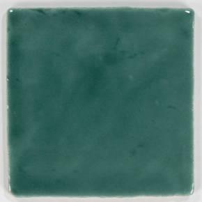 Carrelage artisanal 10 x 10 type terre cuite émaillée CE1406128