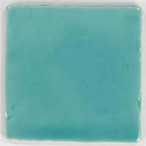 Carrelage artisanal 10 x 10 type terre cuite émaillée CE1406121