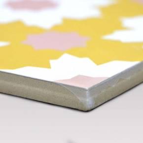 Carrelage imitation carreau ciment sol et mur 15 x 15 cm - VI0202026