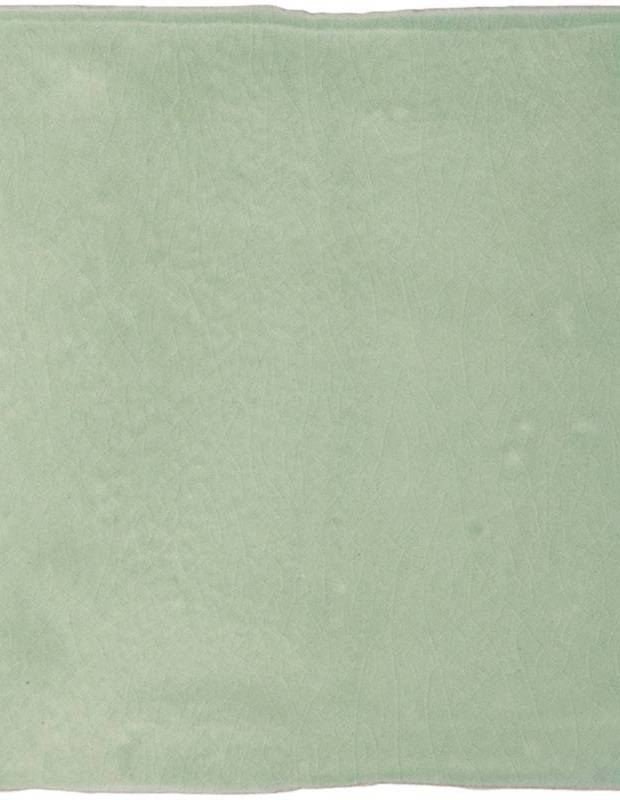 Carrelage mural ancien brillant vert 10 x 10 cm pr0809024 for Finition carrelage mural