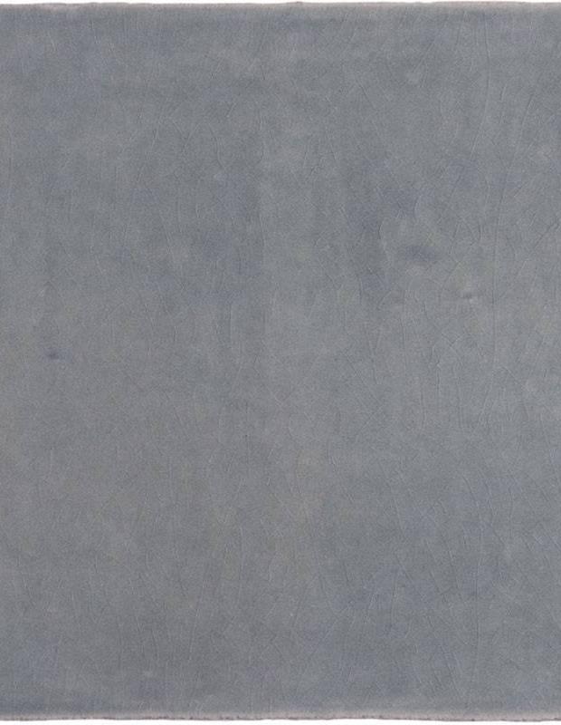 Extremement Carrelage gris souris craquelé style artisanal rétro 13x13cm PR0810004 YP-93